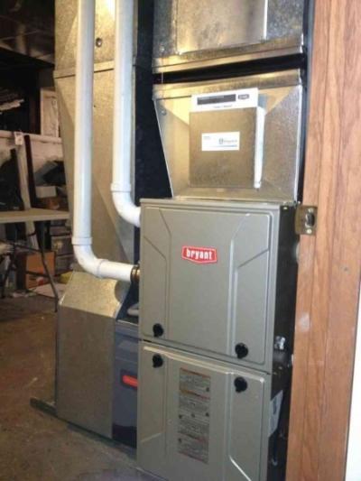 Get a new furnace