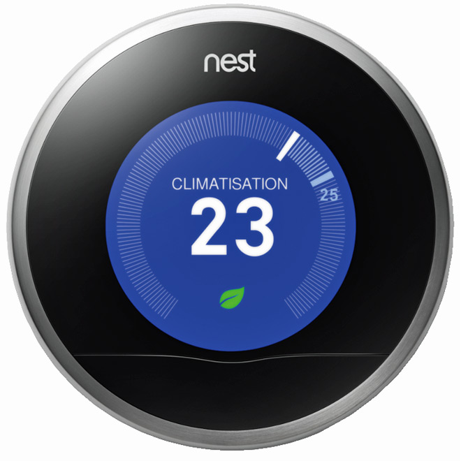 Nest Wifi Heating Amp Air Conditioning Thermostat San