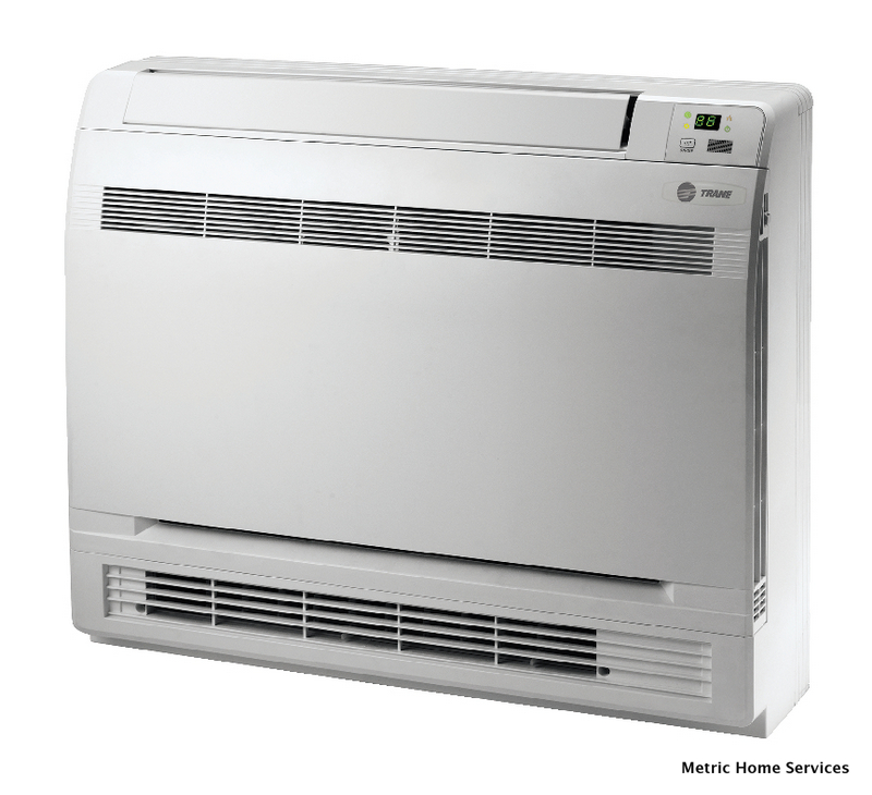 Small Heating And Cooling Units : Ductless mini split installation system electrical boundle